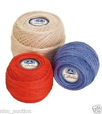 DMC Cebelia Crochet Cotton - Size 10-30 - 26 colors
