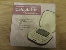 Weight watchers Pro points purple calculator new and sealed food diet scales