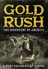 Gold Rush: The Discovery of America (DVD, 2016)