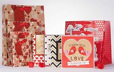 Valentines Day Cards & Gift Bags | Soap Roses | Love Someone Special Hearts