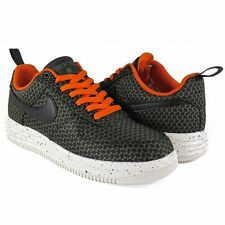 BNIB NIKE LUNAR FORCE 1 UNDEFEATED SP 652805-003 BLACK/OLIVE DEADSTOCK SIZE 8 US