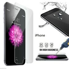 Scratch Resist Tempered Glass Screen Protector Guard Apple iphone 7 6S 5 4 Plus