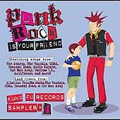 Punk Rock Is Your Friend, Vol.4 by Various Artists (CD, Jul-2003, Kung Fu Record