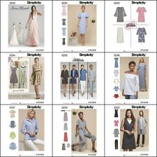 New Simplicity Sewing Pattern Misses Sizes Spring 2017 Outfits You Pick