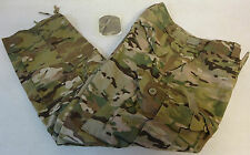 Army Combat Pant Crye Style Flame Resistant Multicam M/S Extremely Gently Used