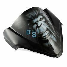 Airbrushed Ape Windscreen Windshield For Suzuki GSXR 600 750 Fairing motorcycle