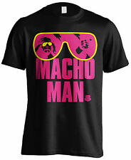 WWE - Macho Man Shades - American Wrestlers Official - UCL T-shirt DTG