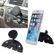 New Car CD Player Slot Magnetic Mount Holder Stand For Cell Phone GPS MP3 lot FY