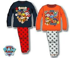 Paw Patrol Boys Pjs Pyjamas Sleepwear Pajamas 2 3 4 5 6 years Kids pjs toddler
