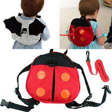 Baby Kid Toddler Keeper Walking Safety Harness Backpack Leash Strap Bag Welcome