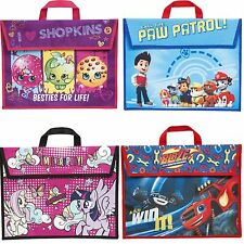 Disney Marvel Girls Boys Childrens Kids Back to School Bags Book Bag