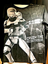 Storm Trooper Star Wars The Force Awakens Tee Shirt T-Shirt New NWT Limited