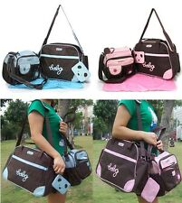 Carter's Baby Changing Diaper Nappy Bag 5Pcs