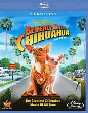 Beverly Hills Chihuahua (Blu-ray/DVD, 2011, 2-Disc Set) BRAND NEW COMBO PACK. **