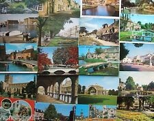 Postcards - GLOUCESTERSHIRE - BOURTON-ON-THE-WATER - BIBURY - COTSWOLDS