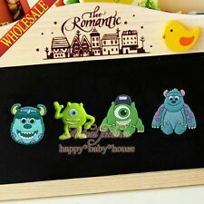 100PCS Monster University Fridge Magnets,Refrigerator/Blackboar Magnets Gifts