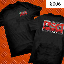 Felix CADILLAC  T-shirts Represent the Lowrider Lifestyle with this vintage 8006