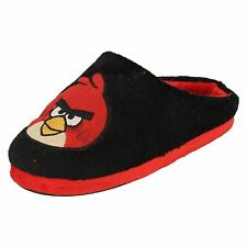 BOYS ANGRY BIRDS SLIPPERS
