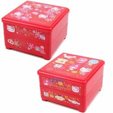 SANRIO HELLO KITTY MIX CHARACTER CHINESE CANDY CASE RED CASE 6138