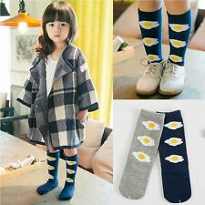 HOT SALE Lovely Baby Toddlers Kids Tights Cartoon Knee High Socks Legs Warmers