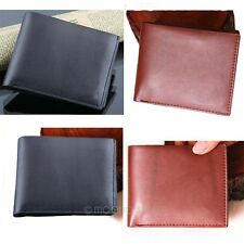 Men Bifold Business Leather Wallet ID Credit Card Holder Purse Pockets Fashion