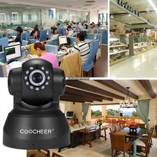 720p Wired IP/Network Pan/ Tilt Security Camera US Plug With Night Version EHE8