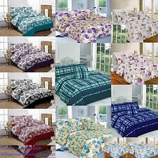 Luxury duvet cover set 5 pc bed in a bag QUILT COVER SET + CUSHION + BED RUNNER