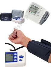 NEW Digital Arm Blood Pressure Upper Automatic Monitor Heart /Pulse Meter LCD FY