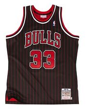 Scottie Pippen Chicago Bulls Mitchell & Ness Authentic 1995 Alternate NBA Jersey
