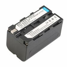 7.2-7.4V 4400MAH Replacement Li-Ion Battery for Sony NP-F750/770/730/550/330/W50