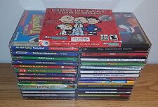 Various Windows Mac MS-Dos PC children kids educational disney games (Pick One)