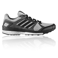 Adidas Supernova Sequence 9 Mens Grey Support Running Shoes Trainers Pumps
