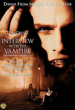 Interview with the Vampire: The Vampire Chronicles (DVD, 2000, Widescreen)