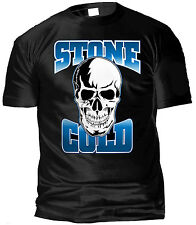 WWE - Stone Cold - American Wrestlers Official - UCL T-shirt DTG Print