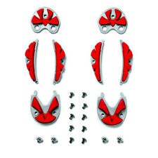 Sidi Replacement Inserts per Sole SRS Carbon-Ground N.59, Rosso