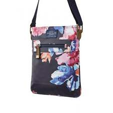 BRAND NEW WITH TAGS - JOULES NAVY FLORAL CROSS BODY ORIEL BAG