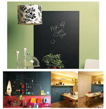 Blackboard Removable Vinyl Wall Sticker Chalkboard Decal Chalk Board Paper Lable