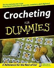 Crocheting for Dummies® by Susan Brittain and Karen Manthey (2004, Paperback)