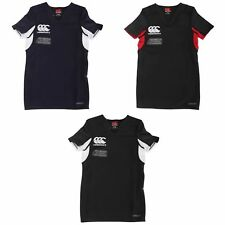 Canterbury Childrens/Kids Challenge Short Sleeve Rugby Jersey Top