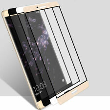 3D Full Cover Coverage Tempered Glass Screen Protector For Huawei Honor 8 6X P9