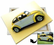 Box Canvas: Digital Artwork Of Your Car From Your Own Photos Ready To Hang