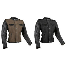 Speed & Strength Womens Six Speed Sisters Leather Motorcycle Jacket-Size & Color