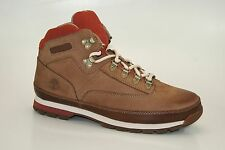 Timberland Hiking Boots EURO HIKER LEATHER Boots Men's Shoes Hiking shoes NEW