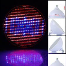 E27 80W LED Plant Grow Light Bulb Lamp for Hydroponic Grown Greenhouse Red Blue