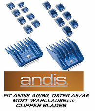 ANDIS AG BG UNIVERSAL Clip Guard Guide Blade COMB*Fit Oster A5,Most Wahl Clipper