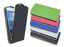 Pouch Flip Case Protective PU leather for Samsung Galaxy Express 2 G3815@COFI