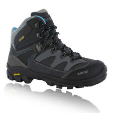 Hi-Tec Altitude Ultra I Womens Black Waterproof Hiking Outdoors Shoes Boots