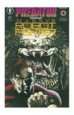 Predator vs Magnus Robot Fighter #1 (Nov 1992, Valiant Comics, Dark Horse)