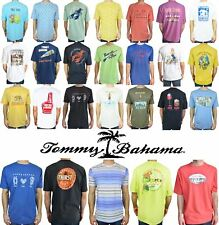 TOMMY BAHAMA WHOLESALE FLASH SALE LOT MIXED GRAPHIC MENS TEE ASSORTED SIZE COLOR