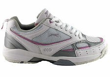 NEW SLAZENGER SMASH WOMENS COMFORTABLE LACE UP SNEAKERS